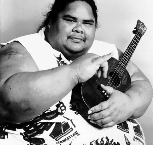 The Great Israel Kamakawiwoʻole And His Sweet Ukulele Sounds