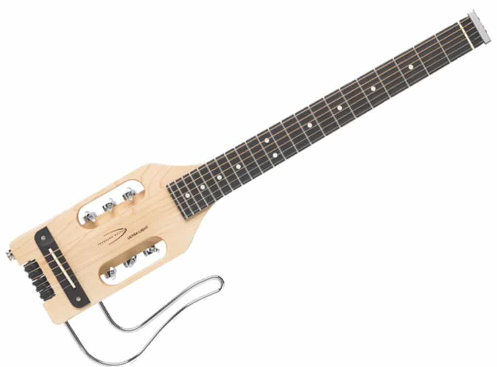 Best electric guitar for traveling