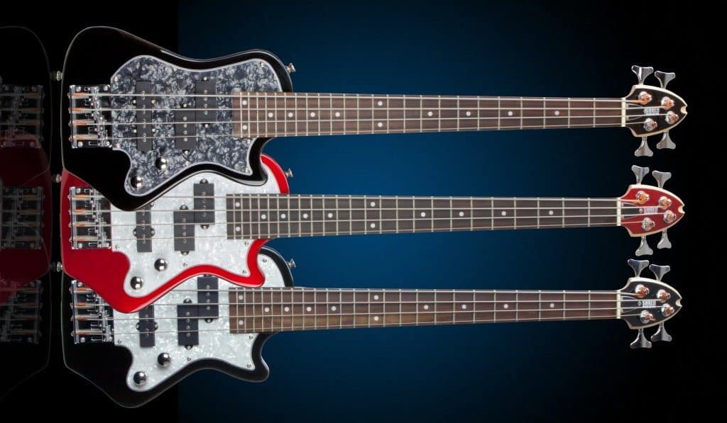 Best bass guitar for traveling