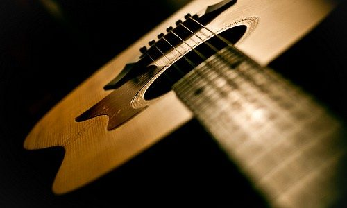 Acoustic guitar shapes and the sound within
