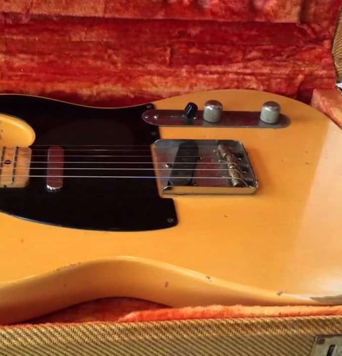 The history of the Fender Telecaster