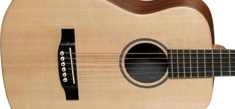 Martin LX1E Reviewed