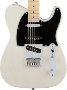 fender deluxe nashville telecaster min know your instrument. Black Bedroom Furniture Sets. Home Design Ideas