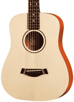 Baby Taylor BT1 acoustic travel guitar