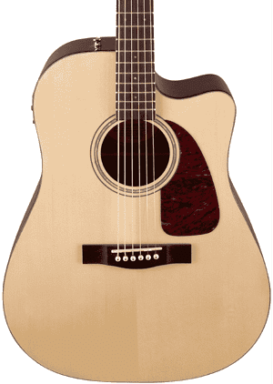 Fender CD140SCE acoustic-electric guitar