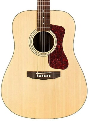 Guild D240E acoustic guitar
