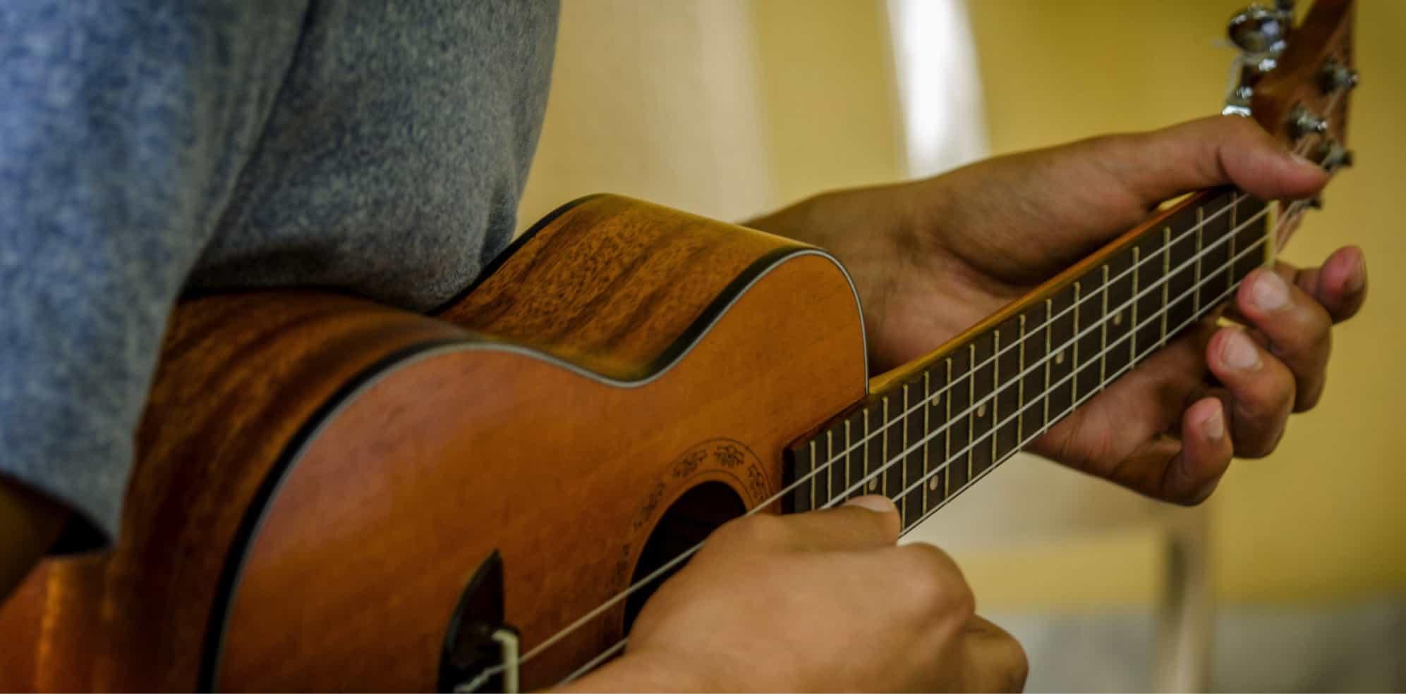 rocket ukulele