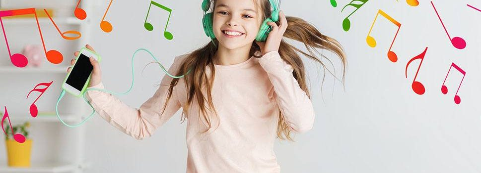 Raising Music Loving Children
